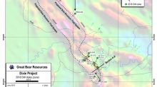 Great Bear Drills New High-Grade Gold Discovery on a 1.6 Kilometre Step-Out Hole, and Additional Near Surface Interval of 40.30 metres of 1.73 g/t Gold in Main Drill Area at Dixie Project, Red Lake District