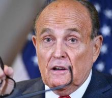 Giuliani slams 'hate-filled left-wing' as he responds to $1.3bn defamation lawsuit by Dominion Voting Systems