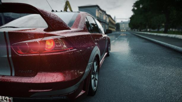 World of Speed gameplay video takes a spin through Moscow