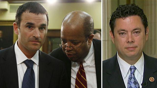 IRS officials on hot seat over lavish conference spending