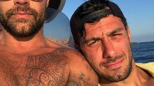 Ricky Martin y su esposo se dan una escapadita a Italia y presumen de su amor