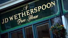 JD Wetherspoon cuts drink prices for Brexit — but only for a month
