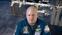 U..S. Astronaut Blasts Off For Year Long Space Mission