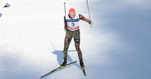 Combiné nordique - CM (H) - La belle opération d'Eric Frenzel, vainqueur à Schonach