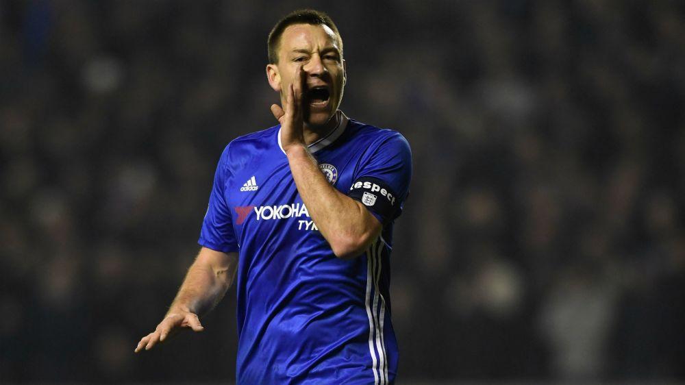 John Terry abandonará el Chelsea a final de temporada