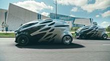 Daimler Plots Two-for-One Autonomous Van for City Transport