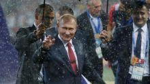 Un susto para Putin en el partido más importante del Mundial
