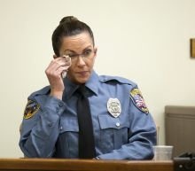 Officer who found boy's body testifies at dad's murder trial
