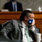 Ted Cruz Scorned For Fiddling With His Cellphone During Capitol Riot Testimony