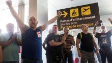 El comité de Iberia en Barcelona mantiene las huelgas tras el fracaso de la mediación