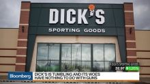 Dick's Sales Woes Have Nothing to Do With Guns