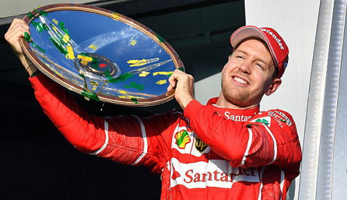 """Formel 1: Pressestimmen: """"Vettel ist der Autor eines Wunders"""""""
