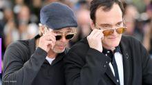 Brad Pitt faz piada polêmica sobre Quentin Tarantino e drogas