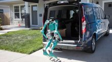 Ford and Agility Robotics unleash a disconcerting robot called Digit