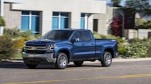 2019 Chevrolet Silverado 1500 2.7T Four-Cylinder Pair Together Surprisingly Well