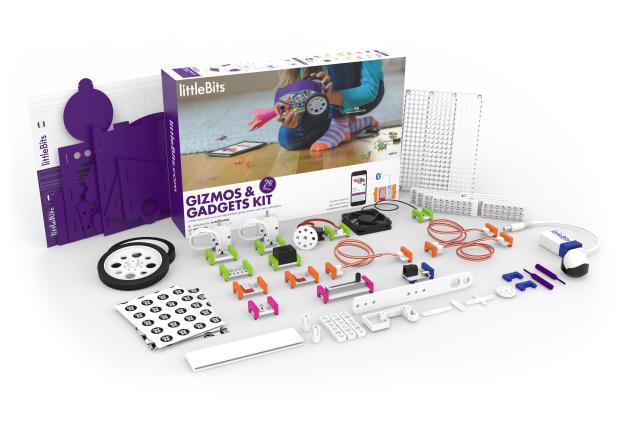 New littleBits kit finally adds Bluetooth module
