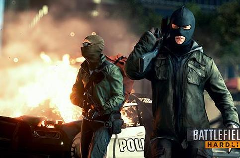 Battlefield Hardline launches in March 2015