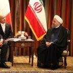 Rouhani tells Macron Iran 'not seeking to dominate' Mideast