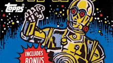 How Topps''Star Wars' Trading Cards Took the Galaxy by Storm (No Thanks to C-3PO)