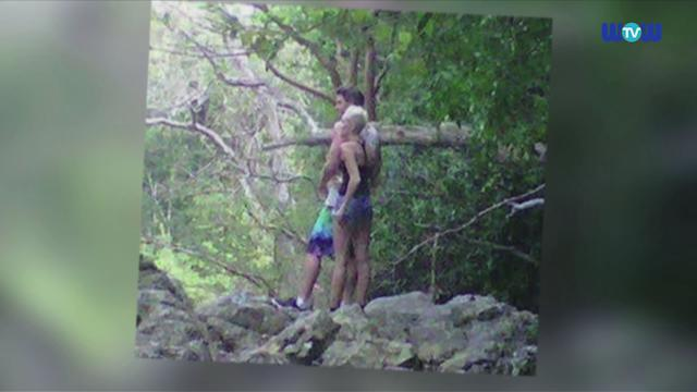 Wowtv - Miley Cyrus Shows Off Her Bikini Body in Costa Rica