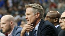 Steve Kerr out for Game 3 with illness, Kevin Durant sidelined again for Warriors