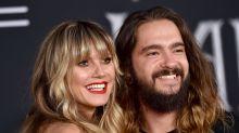 Heidi Klum und Tom Kaulitz: Liebesgrüße aus der Badewanne