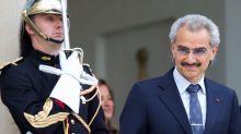 El príncipe que ha visto volar de su bolsillo US$22.300 millones