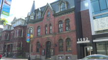 Khyber building sold to arts society for $1