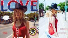 La portada de Nicole Kidman para Love Magazine, ¿sexy o vulgar?