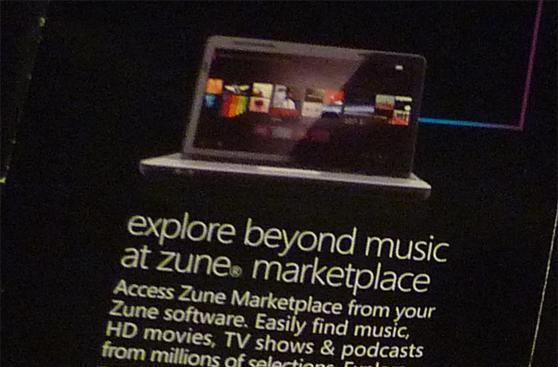 Zune HD pamphlet discloses HD movies coming to Zune marketplace