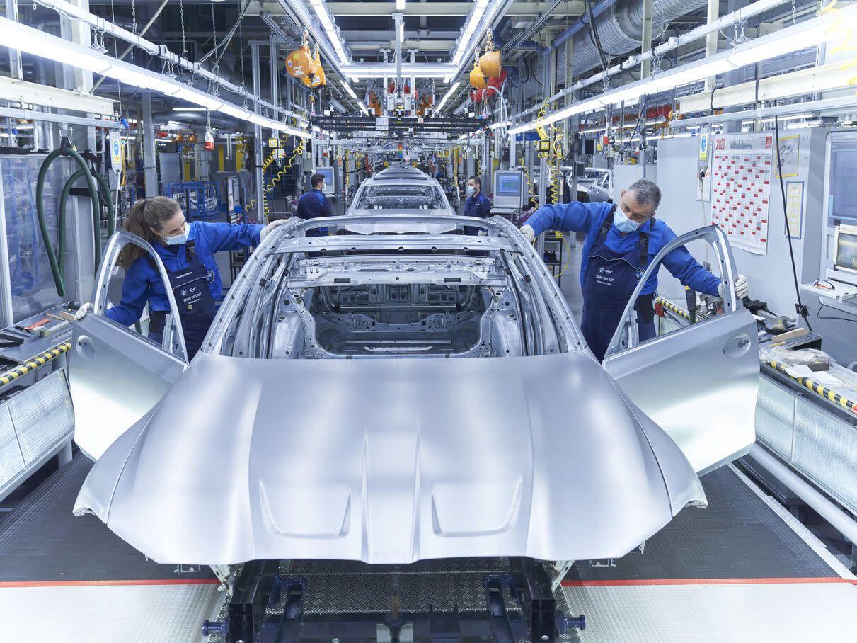 Nouvelle BMW M3 (2020) : la production est lancée !