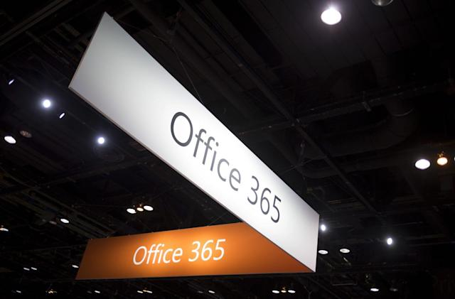 Microsoft adds more AI smarts to Office 365