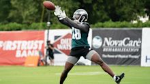 Eagles training camp 2021 observations, Day 8: Jalen Reagor makes the catch of summer