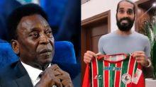 Sandesh Jhingan Sends Signed ATK Mohun Bagan Jersey for Brazilian Legend's Coronavirus Relief Fund