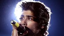 "Zayn Goes in Different ""Direction"" With Leaked Solo Music"