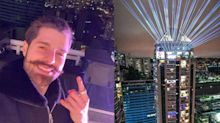 Show de luzes em live de Alok impressiona web e rende festival de memes