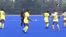 Women hockey players from rural belts getting advanced training in Odisha