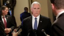 Pence maintains he was unaware of Flynn's lobbying ties during transition