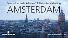Semtech to Attend LoRa Alliance 10th All Members Meeting