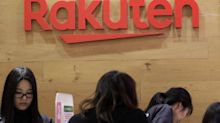 Rakuten to Raise $2.2 Billion as Japan Post, Tencent Invest