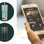Check Your Starbucks App — You Can Now Get the Cups Through Your Mobile Order