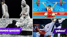 Olympics quiz! Can you guess the sport from just two clues?