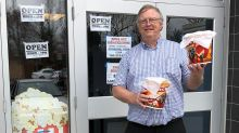How One Movie Theater Owner Is Selling Curbside Popcorn to Pay His Employees