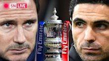 FA Cup final live score, updates from Chelsea vs. Arsenal showdown