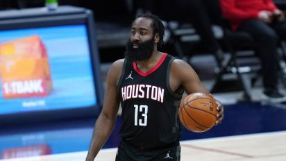Harden on Houston exit: 'I wasn't disrespectful'
