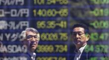 Asian Stocks Fall After Disappointing China Data