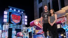 'Celebrity Ninja Warrior': 10 Photos of Stephen Amell in Action