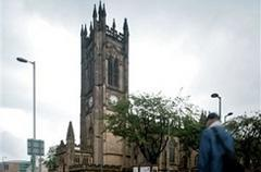 Sony apologizes over Manchester Cathedral gunfight scene