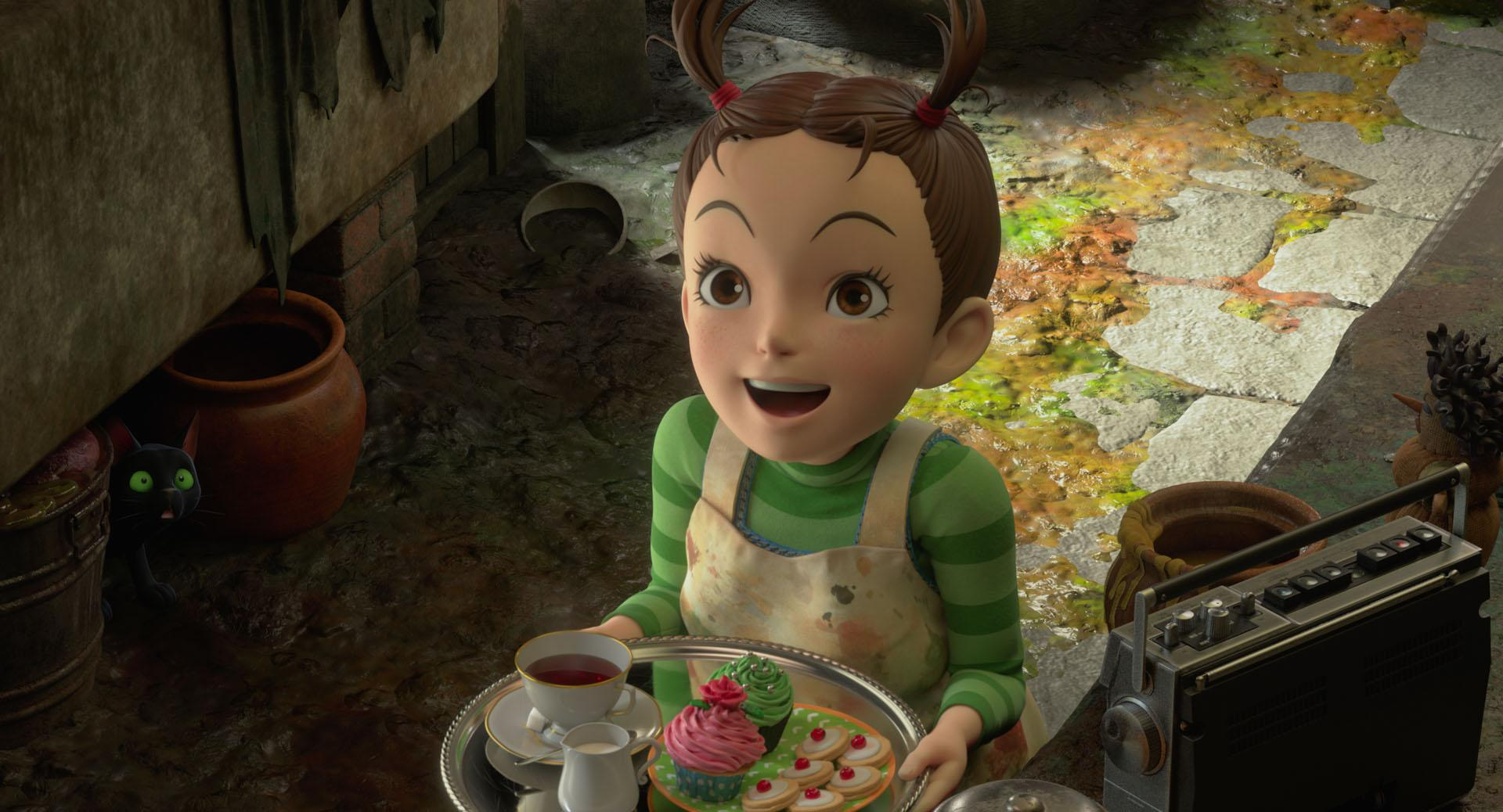 Studio Ghibli's first CG movie, 'Earwig and the Witch,' is an insult