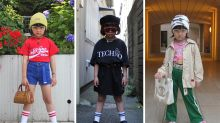 This six-year-old is Instagram's newest style icon